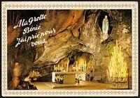 AD2460 France - Lourdes - La Grotte Miraculeuse
