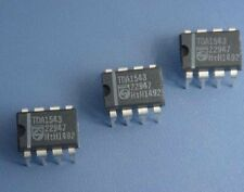 5pcs TDA1543 Dual 16-bit DAC Chip DIP-8 NEW GOOD QUALITY