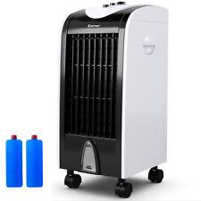 Evaporative Portable Air Conditioner Cooler Fan Humidify W/Filter Knob Control