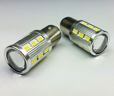 P21/5W 380 BAY15d WHITE 5630 CREE LED TAIL STOP CAR BULBS D