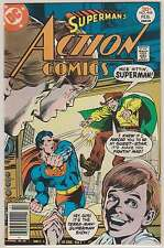 L2967: Action Comics #468, Vol 1, Mint Condition