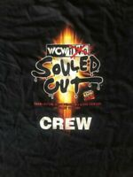 Vintage 1999 WCW NWO Souled Out PPV CREW shirt RARE NEW