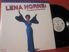 "MFSL 2-094 LENA HORNE "" AND HER MUSIK ""(DO-LP/JAPANPRESSING-SERIES/cut/NEARMINT)"