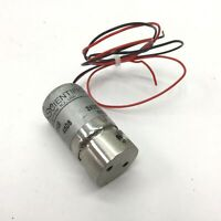 Asco Scientific AL3124S Solenoid Valve, Voltage: 24VDC, Ports: 10-32 (M5)