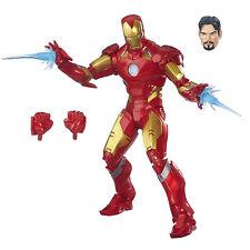 "Hasbro Marvel Legends Series Iron Man 12"" 1/6 Scale Figure MISB In Stock"