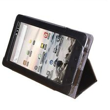 New Magnetic Leather Case Stand for Coby Kyros MID7012 7-Inch Android Tablet