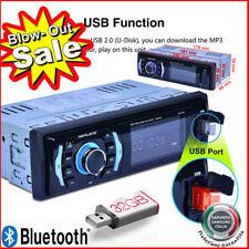 1 DIN Bluetooth Autoradio MP3 MP5 Player HD AUX Auto Car Stereo USB FM Radio DE