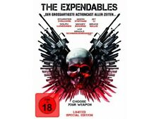 The Expendables (Limited Special Edition, Steelbook) [Blu-ray] - SEHR GUT
