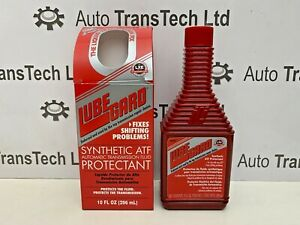 lubegard automatic gearbox fixes shifting problems synthetic atf protectant red