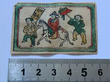 Etiquette Boite d'Allumette JAPON Drapeau Old Matchbox Label  FLAG JAPAN A1