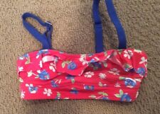 abercrombie fitch kids girls swim top small. floral. In great condition