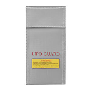 Lipo laden Ex-sichere Tasche Battery Guard Sack feuersicheren Lagerung Safe Bag