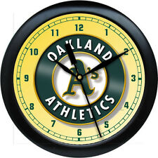 "MLB Oakland Athletics 10"" Wall Clock"