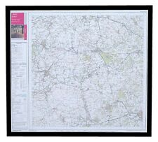 Frame for Ordnance Survey Explorer / Landranger Map