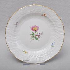 Meissen Neubrandenstein Blume 2, Teller, Kuchenteller, 20,5 cm