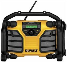 DeWALT  DCR 016  10,8 - 18 Volt XR Li-ION  Akku- & Netz Radio DCR016
