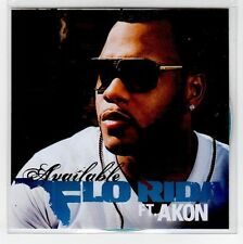 (EA950) Flo Rida ft Akon, Available - 2009 DJ CD