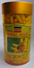 New Costar Royal Jelly 1450mg 365 Soft Gel Capsules 100% Natural Australian Made
