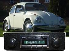 NEW USA-630 II* 300 watt 68-85 VW Bug AM/FM Stereo Radio iPod, USB, Aux inputs