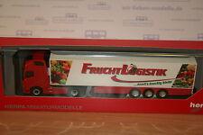 Herpa 304931, Volvo FH GL XL Kühlkoffer-Sattelzug, Fruchtlogistik Taglieber, OVP