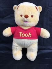 WINNIE THE POOH BABY RATTLE PLUSH TOY. Fisher- Price