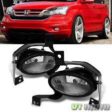 For 2010-2011 Honda CR-V CRV Bumper Fog Lights Driving Lamps w/Switch Left+Right