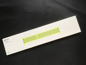 Genuine Apple Watch Strap woven sport loop 38mm 40mm 2018  FLASH LIGHT BNIB