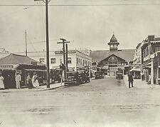 """NEWPORT BEACH Balboa PAVILION Main St Photo Print 974 11"""" x 14"""""""