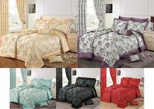 Cotton Blend Pillow Case Floral Bedspreads