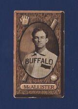 1912 IMPERIAL TOBACCO C46 No.57 LEW MCALLISTER Buffalo !!