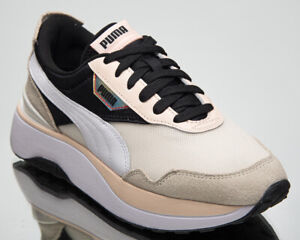 Puma Cruise Rider Iridescent Women's Marshmallow Lifestyle Shoes Casual Sneakers