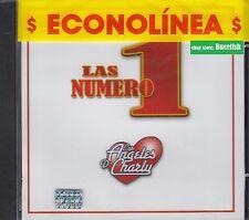 Los Angeles de Charly Las Numero 1 CD New Nuevo sealed