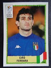 ☆ Panini Euro 2000 - Italy / Italia Ciro Ferrara #173