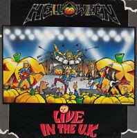 LP 33 Helloween – Live In The U.K. 1989 ITALY