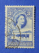 1955 BECHUANALAND PROTECTORATE 3d SCOTT# 157 S.G.# 146 USED              CS20561