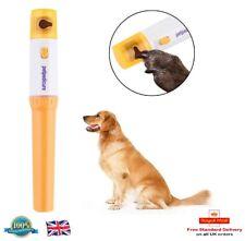 Electric Pet Pédicure Kit chien chat Puppy Paw Nail Toilettage Meuleuse Trimmer outil