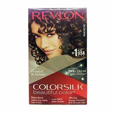 New Revlon ColorSilk Beautiful Hair Color 3N Dark Brown 100 ml Free Ship