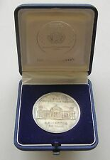 f487 Germany REICHSTAG BERLIN SILVER 1000 MEDAL IN BOX
