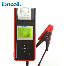 12V Car Battery Analyzer With Printer  Battery Detector Analyzer MICRO-568