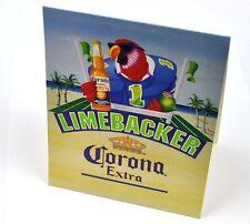 Corona Extra Beer Bier USA Limebacker American Football Tischaufsteller