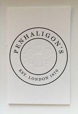 Très jolie carte parfumé De Penhaligon's