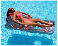 Swimline 9041 Inflatable Lounge Chair Float For Swimming Pool, Lake, Pond New