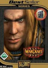 Warcraft 3 + Addon Frozen Throne = Gold Edition best seller muy buen estado