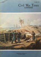 SHARPSHOOTING AT PETERSBURG, VA Nov. 1975 CIVIL WAR TIMES ILLUSTRATED Magazine