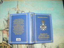 Gritzner -Handbuch der Ritter- und Verdienstorden aller Kulturstaaten der Welt
