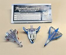 Transformers Armada Mini-Con Air Defense Team - RUNWAY, JETSTORM, & SONAR