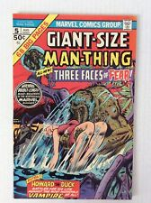 Giant Size Man-Thing 5