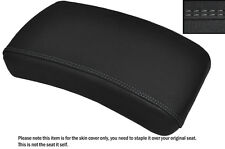 GRIP VINYL GREY STITCH CUSTOM FITS YAMAHA XVS 650 DRAGSTAR REAR SEAT COVER