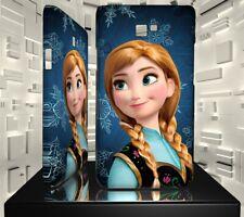 Coque Samsung Galaxy S2 La reine des neiges Anna 02