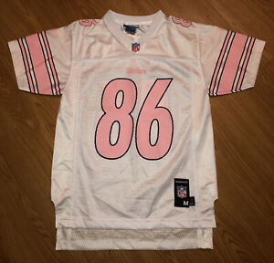Reebok Pittsburgh Steelers Hines Ward Pink NFL Jersey - Youth M (10-12) Football